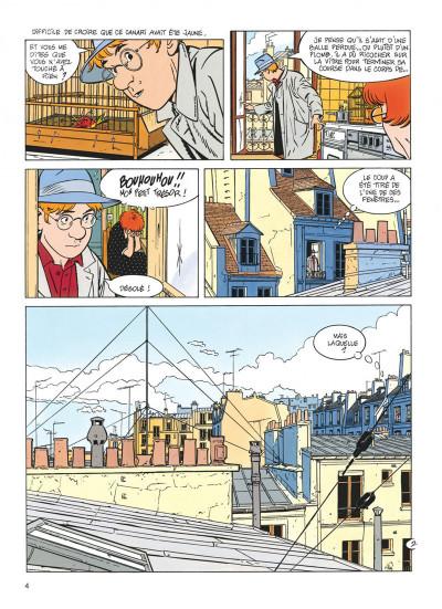 Page 4 jérôme k. jérôme bloche tome 13 - le pacte