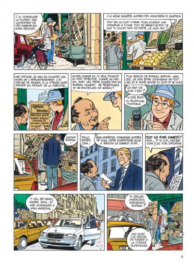 Page 5 jérôme k. jérôme bloche tome 13 - le pacte