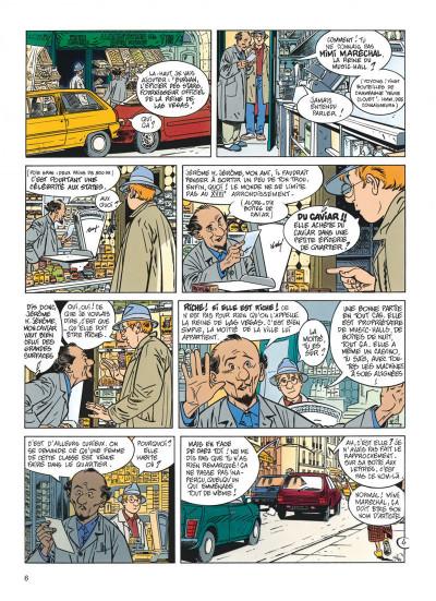 Page 6 jérôme k. jérôme bloche tome 13 - le pacte