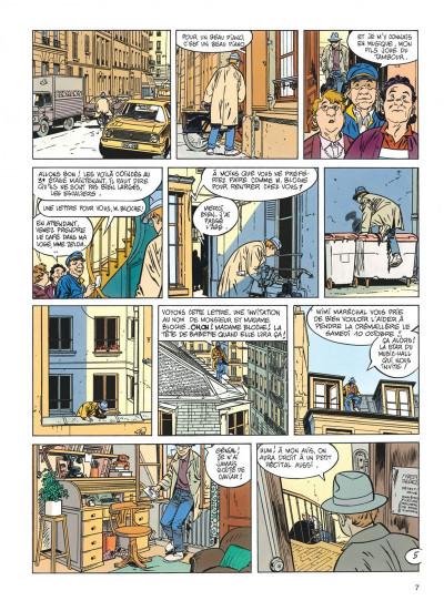 Page 7 jérôme k. jérôme bloche tome 13 - le pacte
