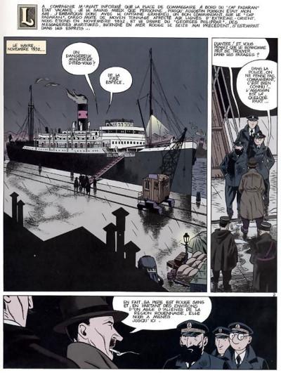 Page 4 theodore poussin tome 11 - novembre toute l'annee