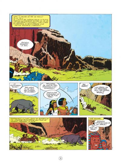 Page 3 papyrus tome 3 - le colosse sans visage