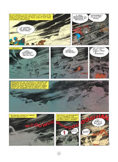 Page 4 papyrus tome 3 - le colosse sans visage