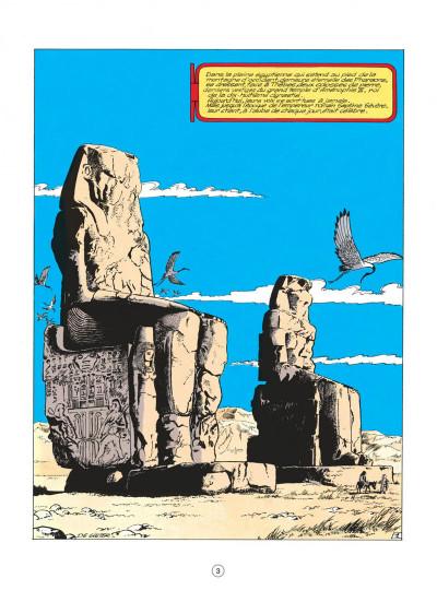 Page 3 papyrus tome 9 - les larmes du géant