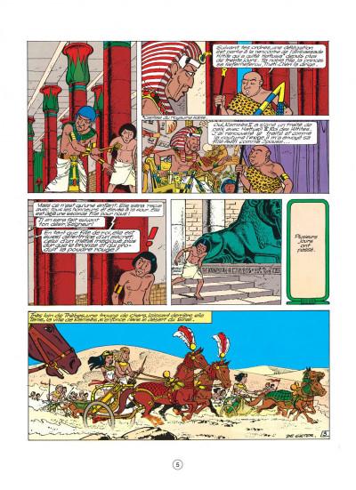 Page 5 papyrus tome 9 - les larmes du géant