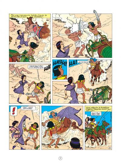 Page 7 papyrus tome 9 - les larmes du géant