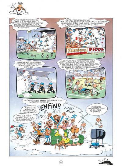 Page 8 passe-moi l'ciel tome 1 - passe moi l'ciel