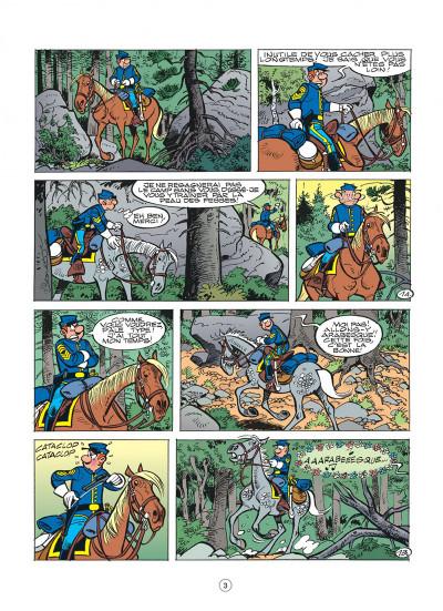 Page 3 les tuniques bleues tome 42 - qui veut la peau du général