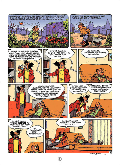 Page 4 les psy tome 7 - chacun son tour !