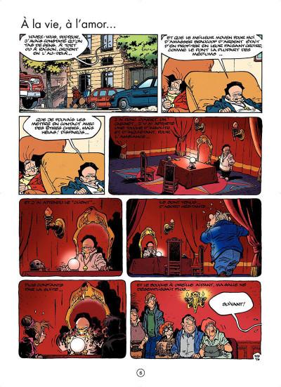 Page 5 les psy tome 7 - chacun son tour !