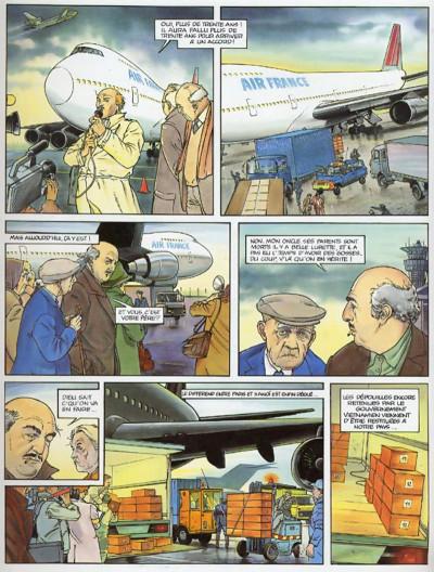 Page 4 Les oubliés d'Annam - intégrale