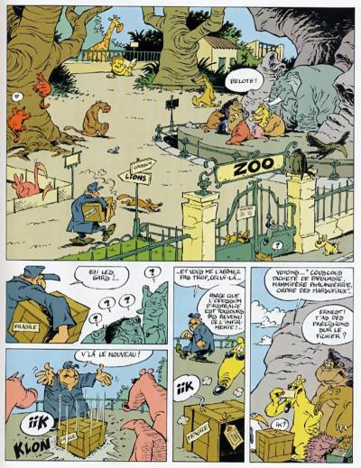 Page 3 pédro le coati tome 1