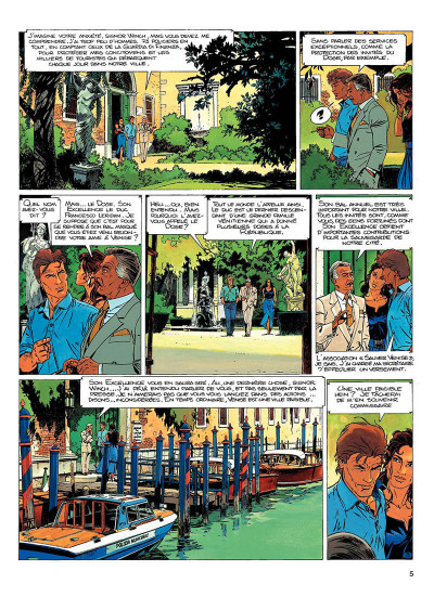Page 4 largo winch tome 10 - et mourir
