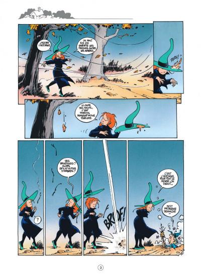 Page 3 mélusine tome 7 - hocus pocus