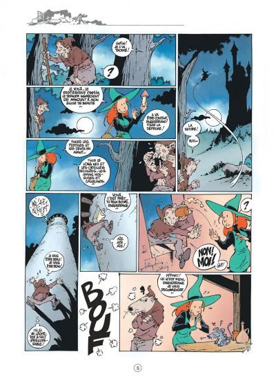 Page 5 mélusine tome 7 - hocus pocus