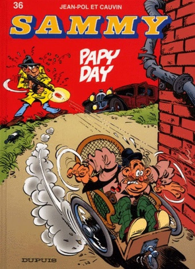 image de sammy tome 36 - papy day