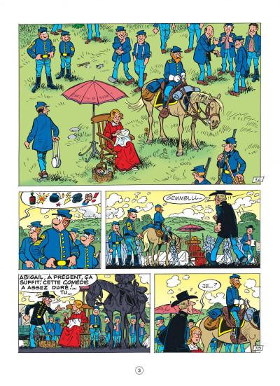 Page 3 les tuniques bleues tome 43 - des bleus et du blues