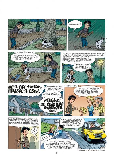 Page 7 cédric tome 14 - au pied, j'ai dit !