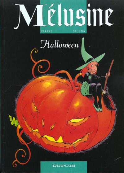 Couverture mélusine tome 8 - halloween