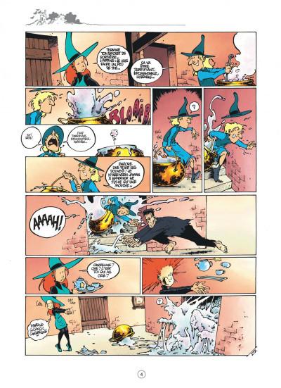 Page 4 mélusine tome 8 - halloween