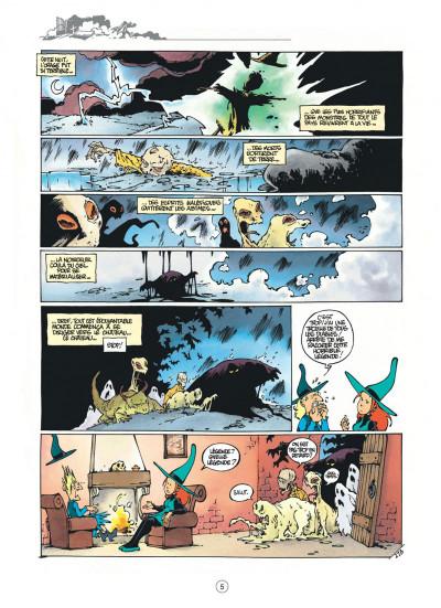 Page 5 mélusine tome 8 - halloween