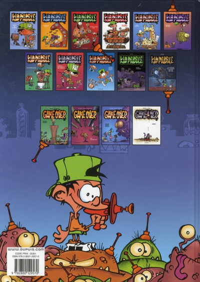 Dos Kid Paddle tome 6