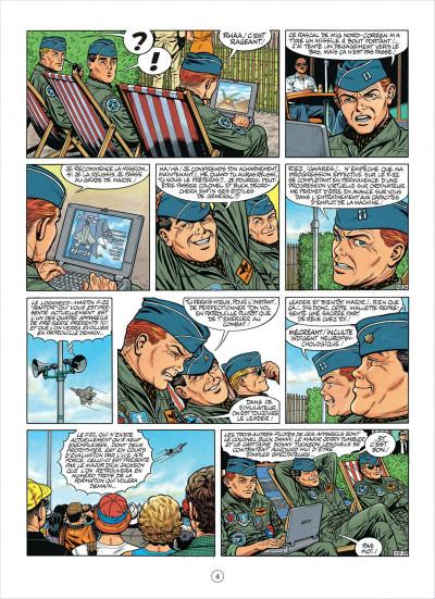 Page 4 buck danny tome 49 - la nuit du serpent