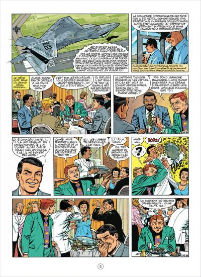 Page 5 buck danny tome 49 - la nuit du serpent