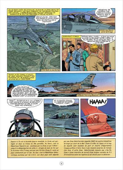 Page 6 buck danny tome 49 - la nuit du serpent