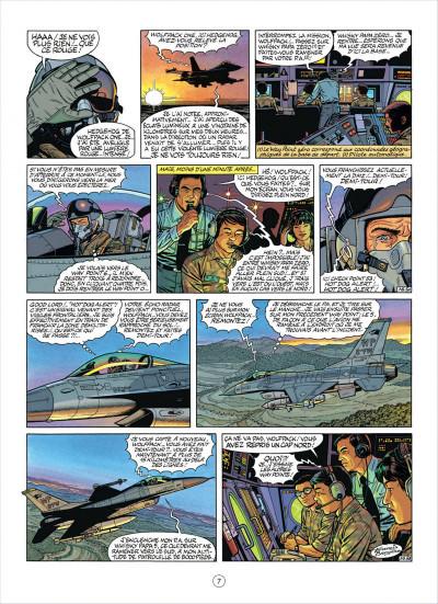 Page 7 buck danny tome 49 - la nuit du serpent