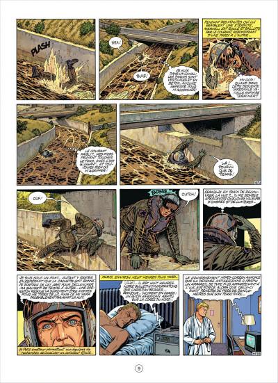 Page 9 buck danny tome 49 - la nuit du serpent