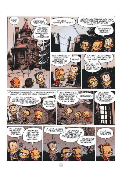 Page 4 le petit spirou tome 9 - c'est pas de ton âge