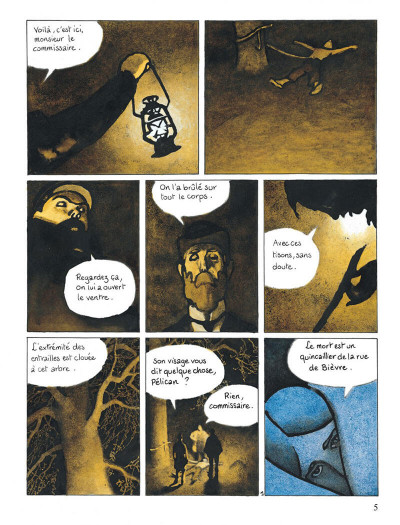 Page 5 le capitaine écarlate tome 1