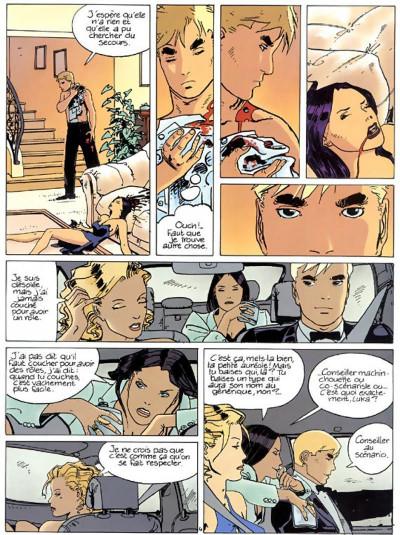 Page 6 luka tome 5 - une balle dans la tête