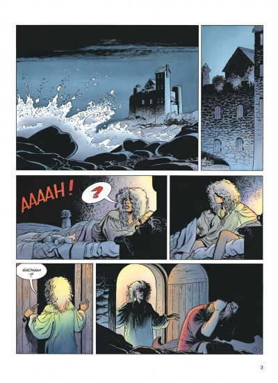 Page 3 aria tome 22 - la voie des rats