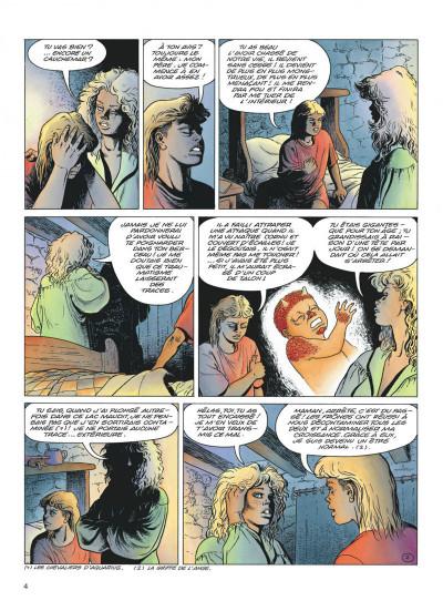 Page 4 aria tome 22 - la voie des rats