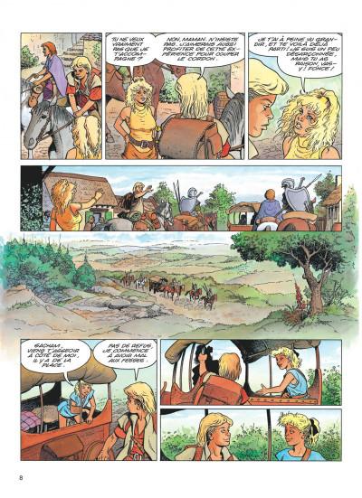 Page 8 aria tome 22 - la voie des rats