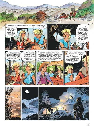 Page 9 aria tome 22 - la voie des rats