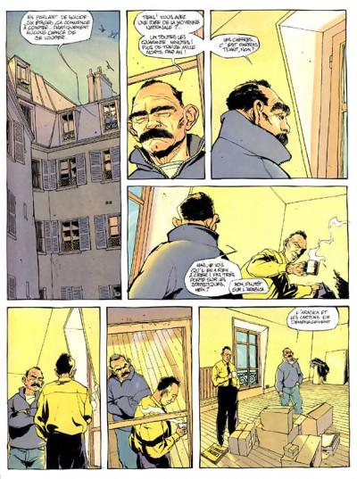 Page 5 le choucas tome 2 - le choucas s'incruste