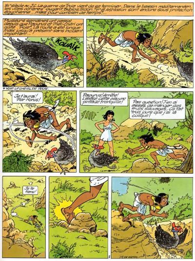 Page 3 papyrus tome 24 - la main pourpre