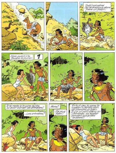 Page 4 papyrus tome 24 - la main pourpre