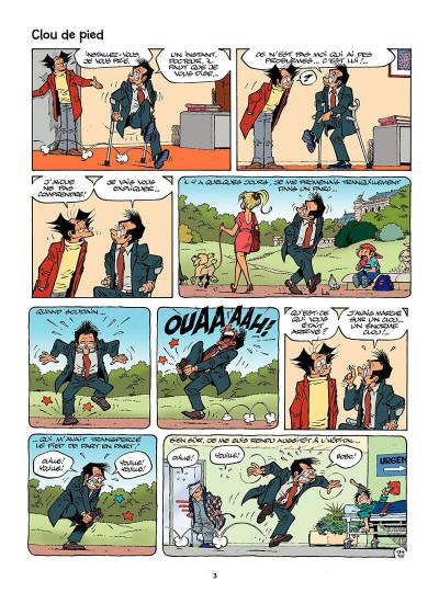 Page 2 les psy tome 9 - on se calme !