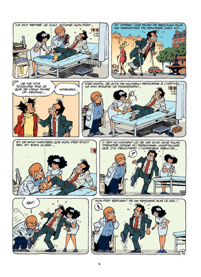Page 3 les psy tome 9 - on se calme !