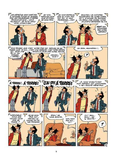 Page 4 les psy tome 9 - on se calme !