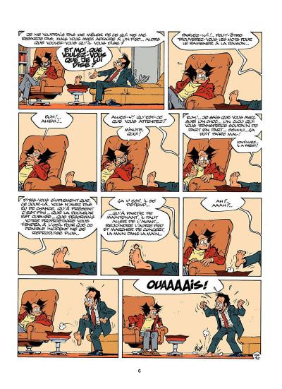 Page 5 les psy tome 9 - on se calme !