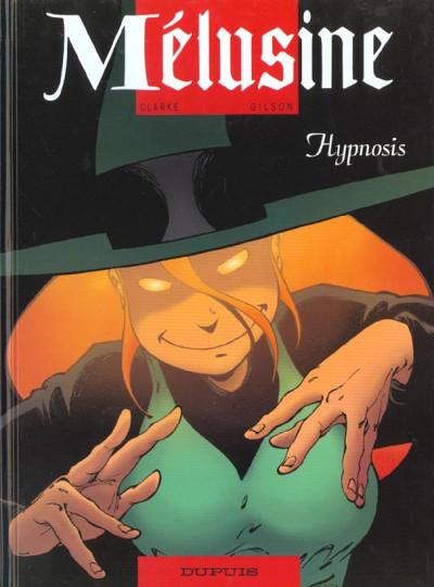 Couverture mélusine tome 9 - hypnosis