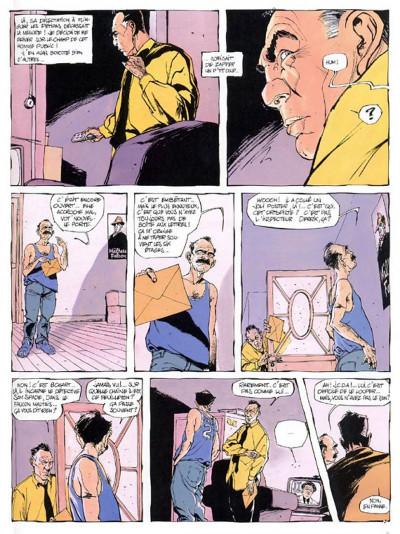 Page 5 le choucas tome 3 - le choucas enfonce le clou
