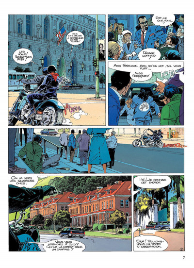 Page 6 largo winch tome 12 - shadow