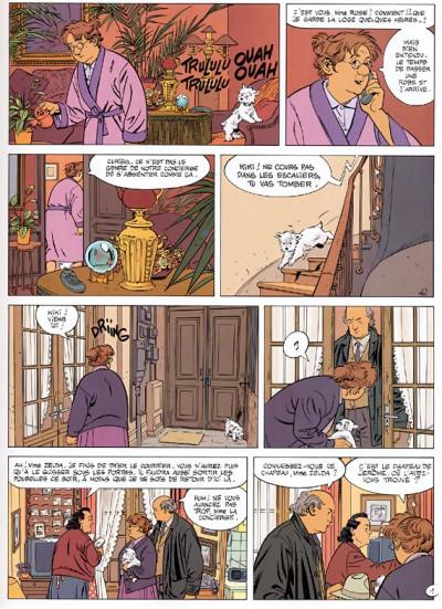 Page 1 jérôme k. jérôme bloche tome 16 - la lettre