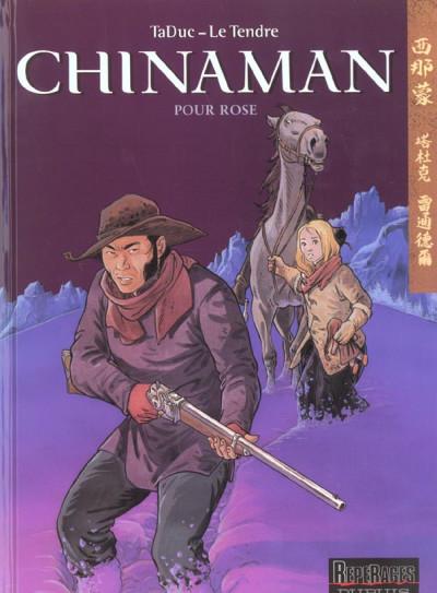 image de chinaman tome 3 - pour rose